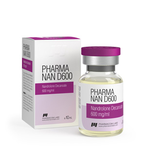 Lowest price on Nandrolone decanoate (Deca). The Pharma Nan D600 buy USA cycle