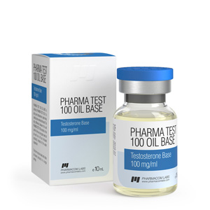Lowest price on Testosterone Base. The Pharma Test Oil Base 100 buy USA cycle