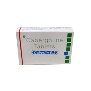 Lowest price on Cabergoline (Cabaser). The Caberlin 0.5 buy USA cycle
