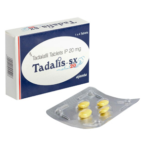 Lowest price on Tadalafil. The Tadalis SX 20 buy USA cycle