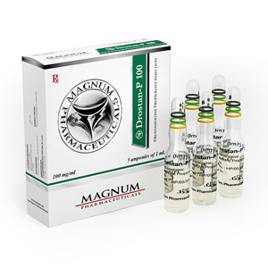 Lowest price on Drostanolone Propionate (Masteron). The Magnum Drostan-P 100 buy USA cycle