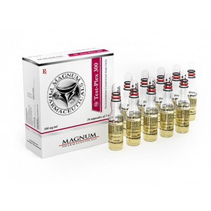 Lowest price on Sustanon 250 (Testosterone mix). The Magnum Test-Plex 300 buy USA cycle