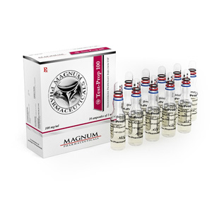 Lowest price on Testosterone propionate. The Magnum Test-Prop 100 buy USA cycle