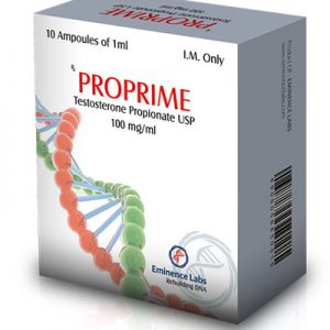 Lowest price on Testosterone propionate. The Proprime buy USA cycle