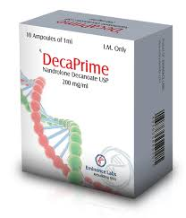 Lowest price on Nandrolone decanoate (Deca). The Decaprime buy USA cycle