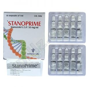 Lowest price on Stanozolol injection (Winstrol depot). The Stanoprime buy USA cycle