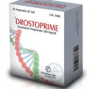 Lowest price on Drostanolone propionate (Masteron). The Drostoprime buy USA cycle