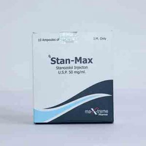 Lowest price on Stanozolol injection (Winstrol depot). The Stan-Max buy USA cycle