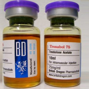 Lowest price on Trenbolone acetate. The Trenbolone-75 buy USA cycle