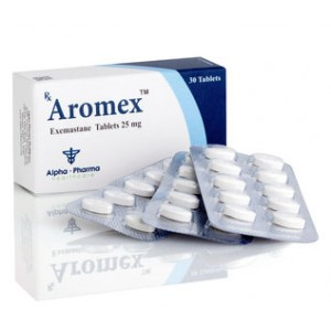 Lowest price on Exemestane (Aromasin). The Aromex buy USA cycle