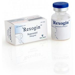 Lowest price on Stanozolol injection (Winstrol depot). The Rexogin (vial) buy USA cycle