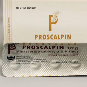 Lowest price on Finasteride  (Propecia). The Proscalpin buy USA cycle