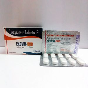 Lowest price on Acyclovir (Zovirax). The Ekovir buy USA cycle