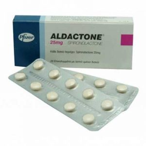 Lowest price on Aldactone (Spironolactone). The Aldactone buy USA cycle