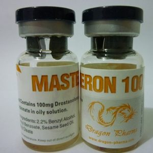 Lowest price on Drostanolone propionate (Masteron). The Masteron 100 buy USA cycle