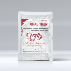 Lowest price on Methyltrienolone (Methyl trenbolone). The Oral Tren buy USA cycle